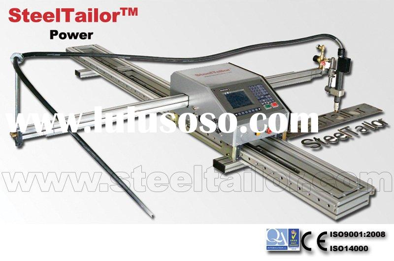 SteelTailor Power Series--portable sheet metal cutting machine