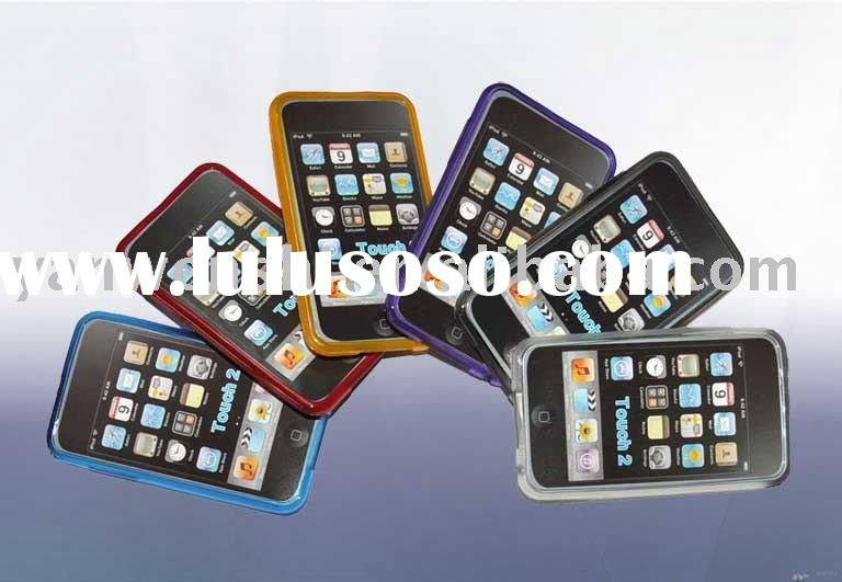 TPU mobile phone cover for Ipod Touch 3