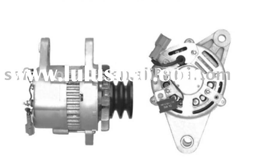 TRUCK ALTERNATOR FOR ISUZU FORK LIFT TRUCK :6BD1T