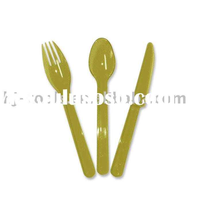 acrylic cutlery set,tableware,acrylic spoon,knife,fork