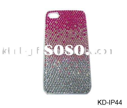 acrylic stone cell phone for 4G case