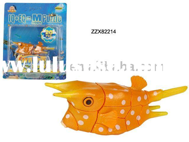 cow horn fish ZZX82214
