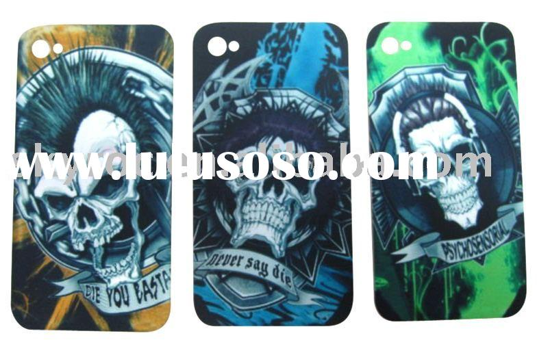 hand made mobile phone casefor iPhone 4G