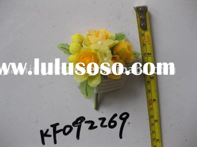 lovely bouquet rose wedding use artificial flower