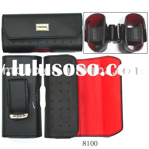 phone leather case, Genuine Leather mobile phone cases