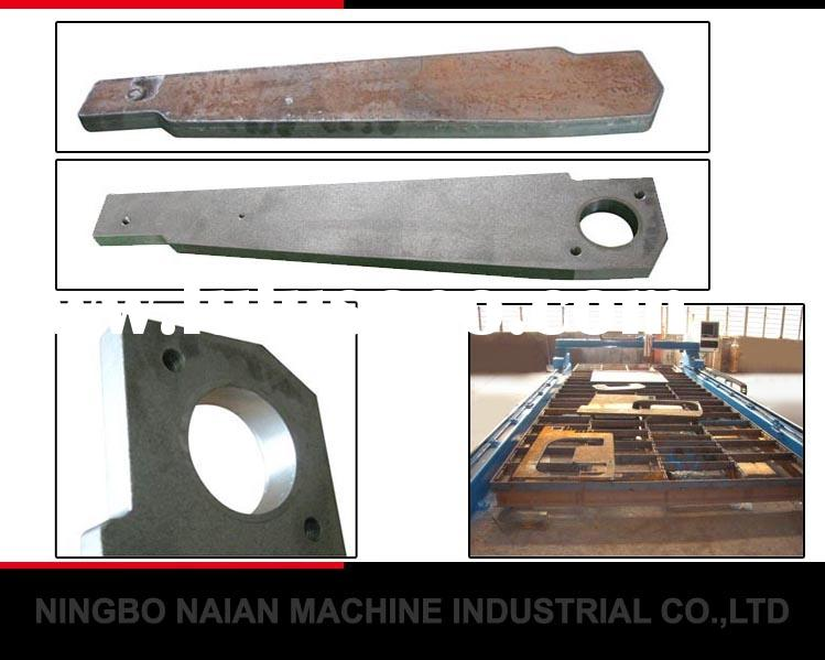 sheet metal cutting part