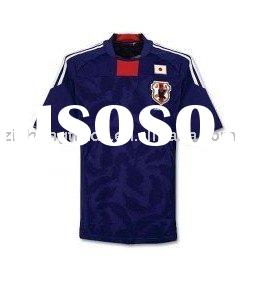 2010 Japan Home Football Shirts In Cheap Price