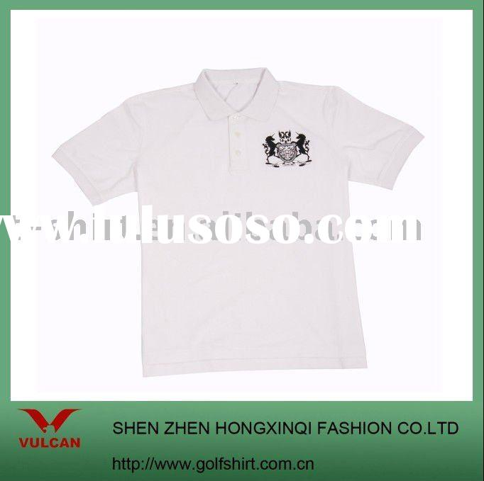 2011 Classical Lacoste cotton men's Golf  polo shirt