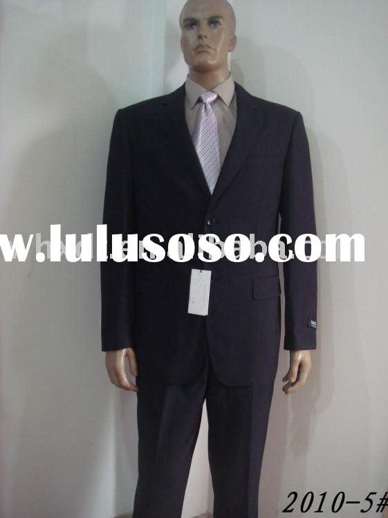 2011 men's brand business suits wholesale