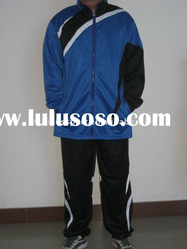 2011 soccer training tracksuit, AC011101