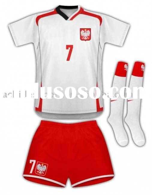 2012 new football shirt, cool dry fabric, customized design-AC061101