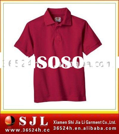 Boys 2-7 Short Sleeve Pique Polo Shirts