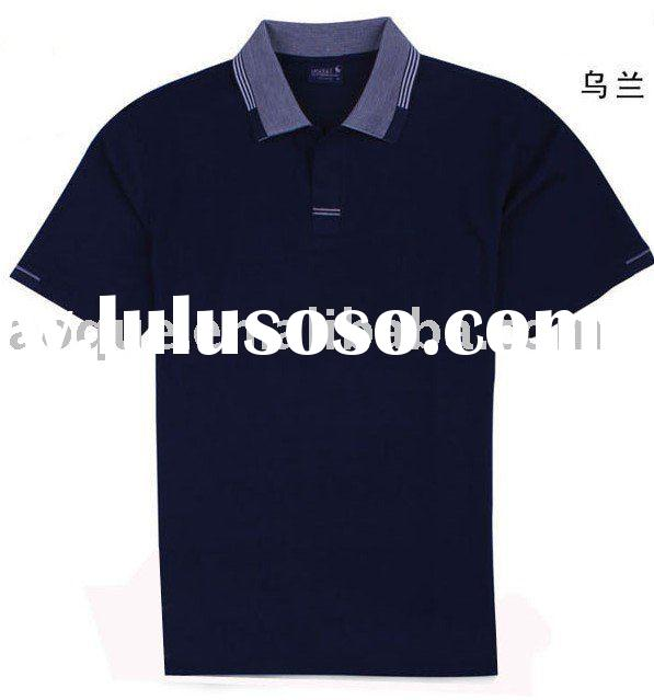 Custom printing polo shirt