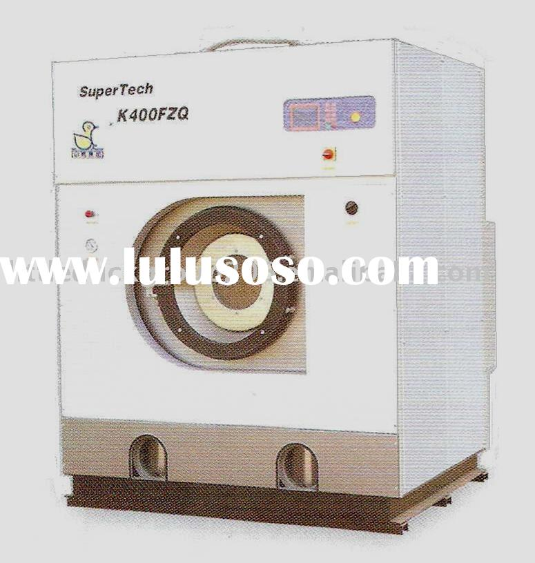 Environment-friendly Hydrocarbon Dry-cleaning Machine K400FZQ