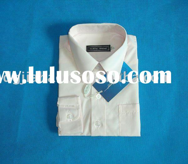 Fashion boys dress shirts