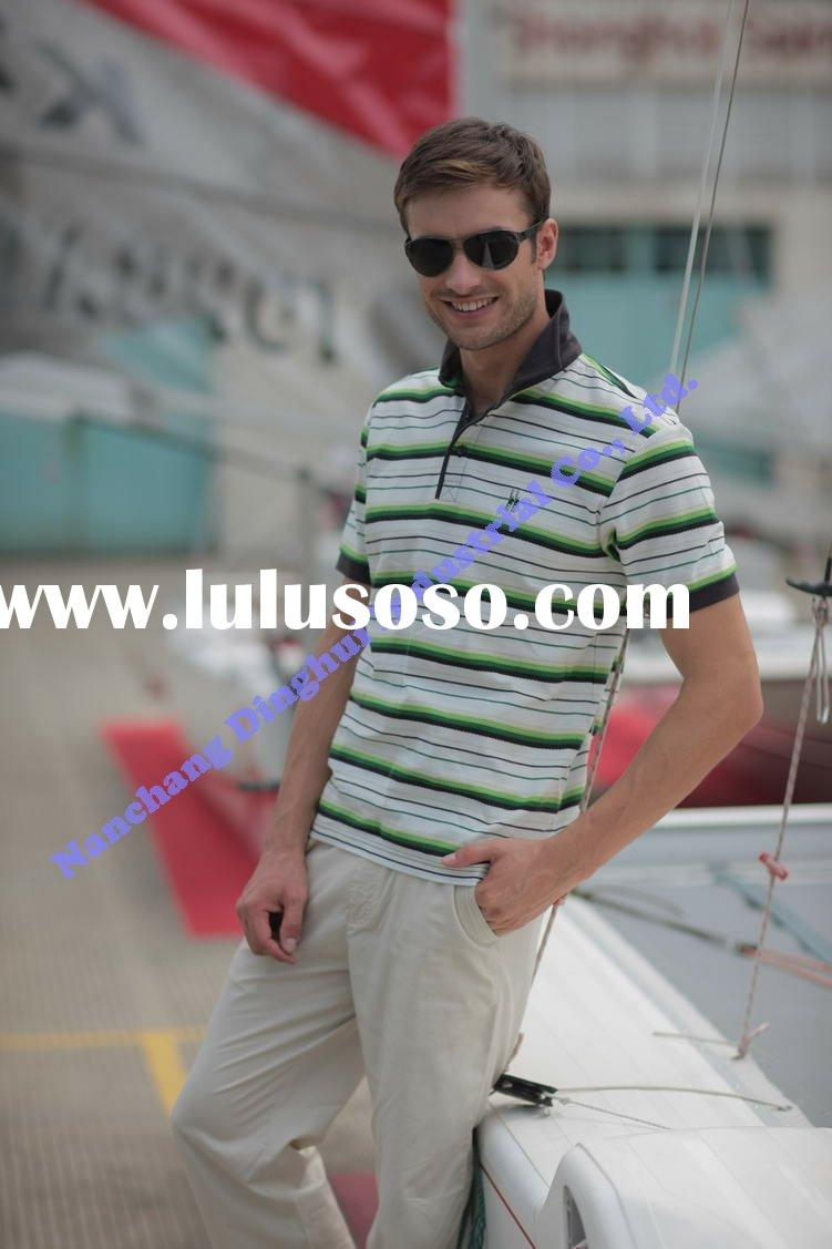 Healthy & Handsome  men  polo shirts