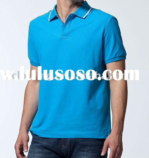 Men's Cotton Polo Shirt, Custom Polo shirt, Golf shirt