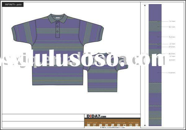 Men's Cotton Polo shirt design comfortable for skin