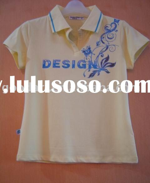 New custom-design Polo shirts of Fashion Polo t shirts YF-9891