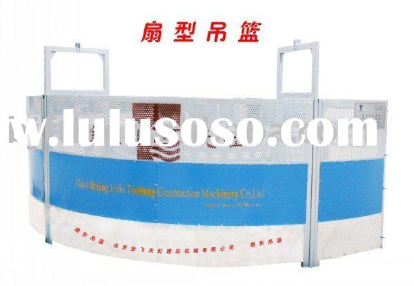 New electric building cleaning equipment
