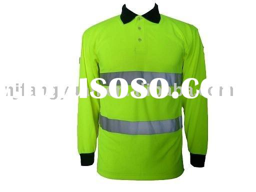 Polo Shirt with Long Sleeve