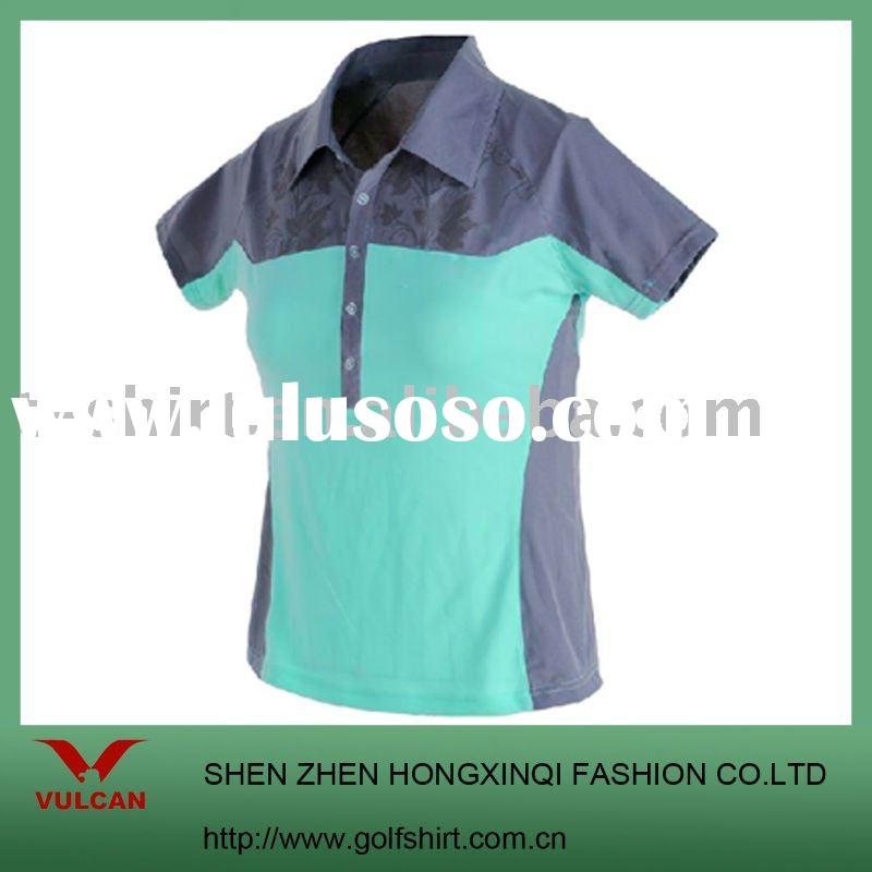 Polo shirt made of  dry fit material