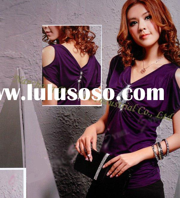 Summer lovely and classy lady dress shirt