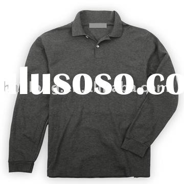T-shirt ,Men's long sleeve Polo shirt ;