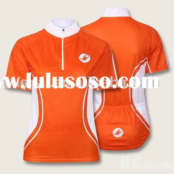 Transfer Printing Customized Bicycle Jersey/Shirt/Top/Wear/Clothes/Gear/Suit/Set