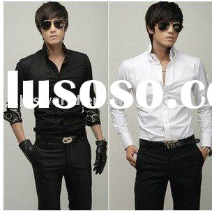 Wholesale man shirt/dress shirt/formal shirt/elegant shirt D-3