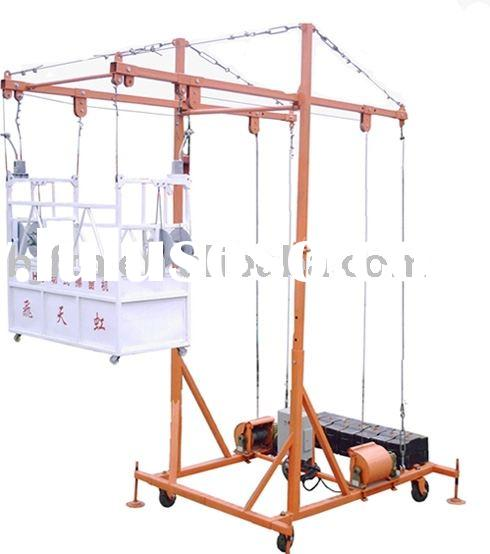 ZLP High-rise Roof window cleaning  equipment/BMU/gondola