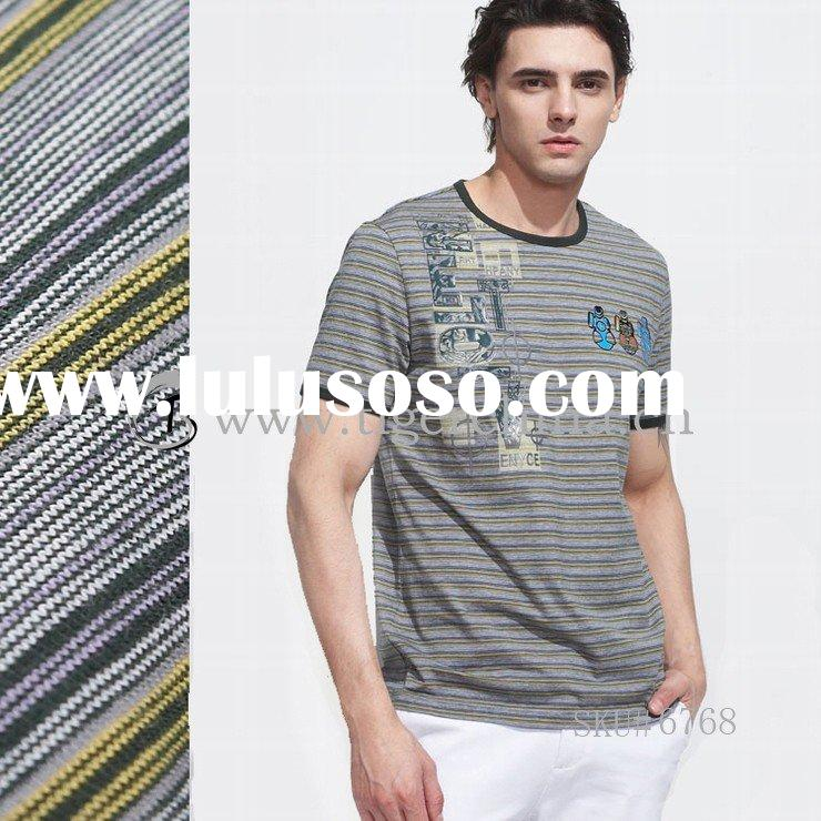 #6768 Hot Fashion Mercerized Cotton Men's Polo Shirt 2011 Summer Latest Design