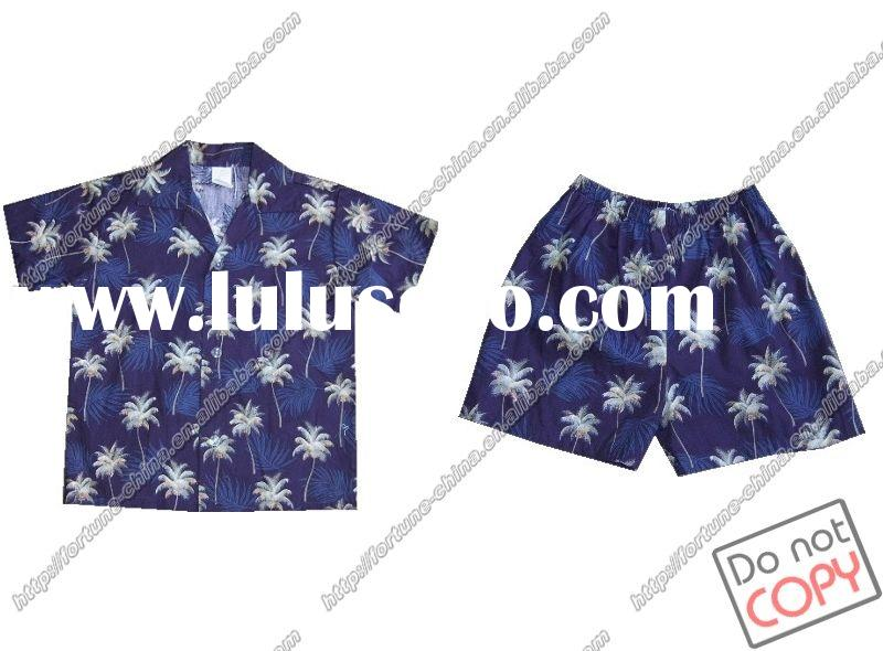 baby shirt/board shorts suits