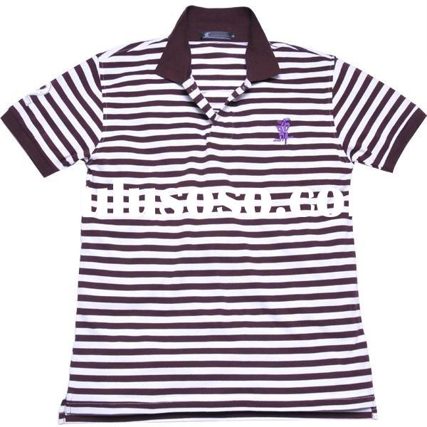 Mens polo embroidered polo shirts for sale price china for Embroidered polo shirts cheap