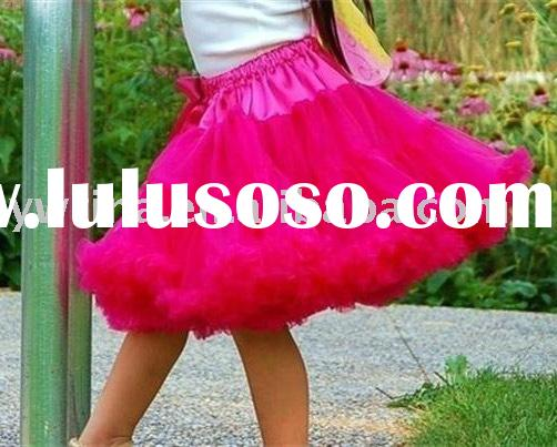 fashion pettiskirt for girls
