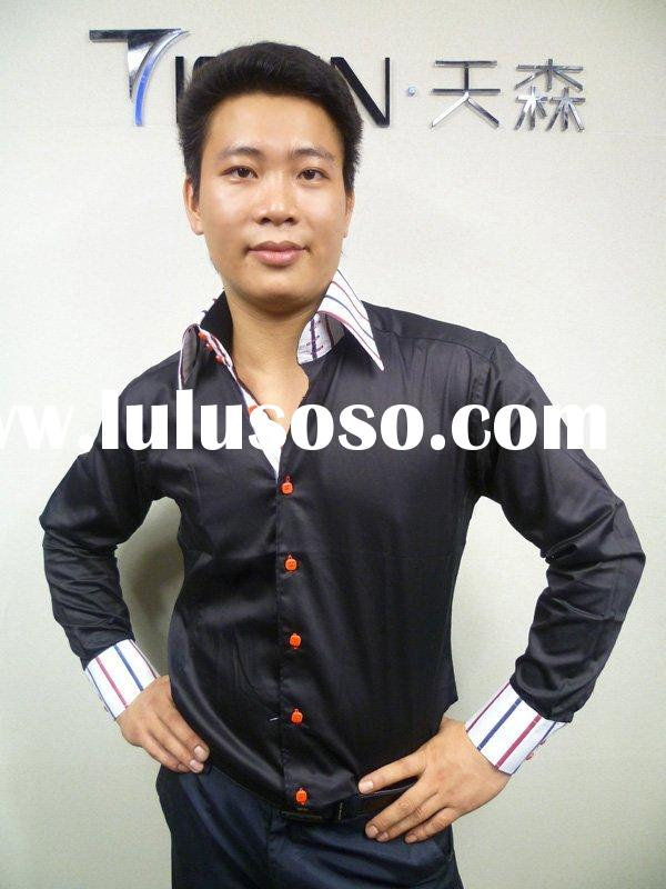 high collar dress shirt NO.S5001
