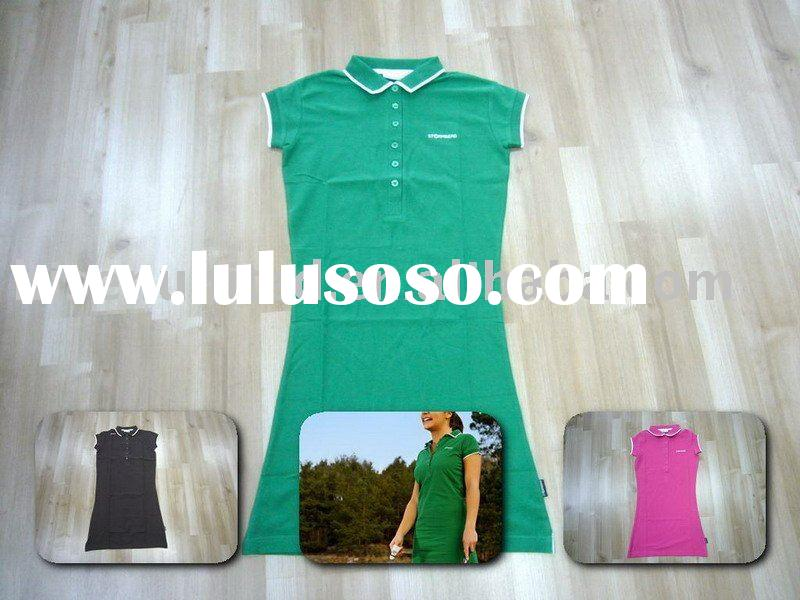 lady's polo dress