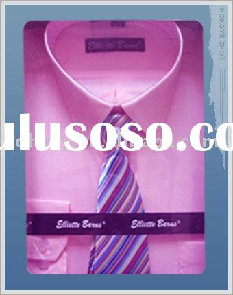 pink color mens dress shirt