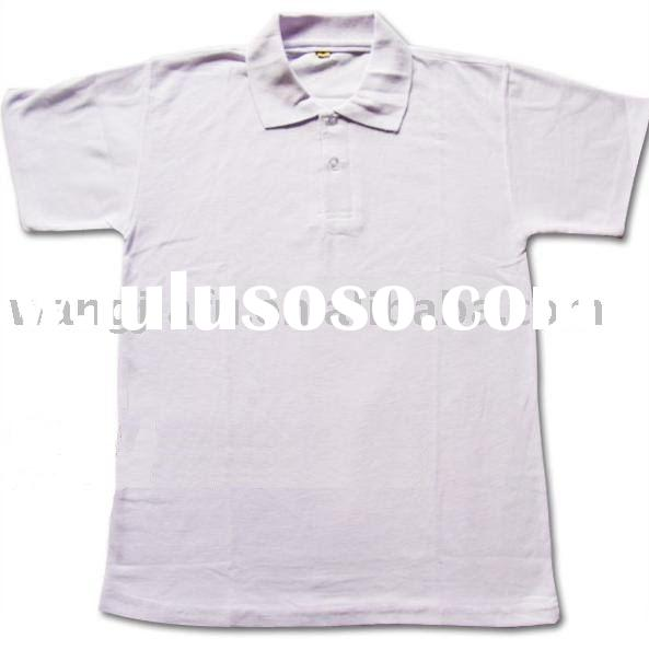 plain white polo t-shirt at lowest  price $1.50 around