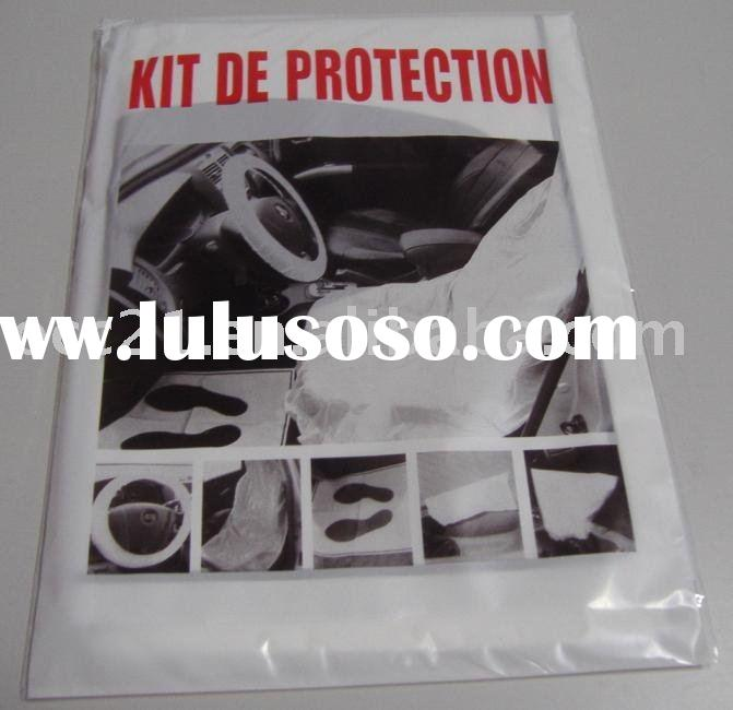 plastic automotive clean parts