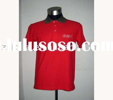 polo shirt and uniform