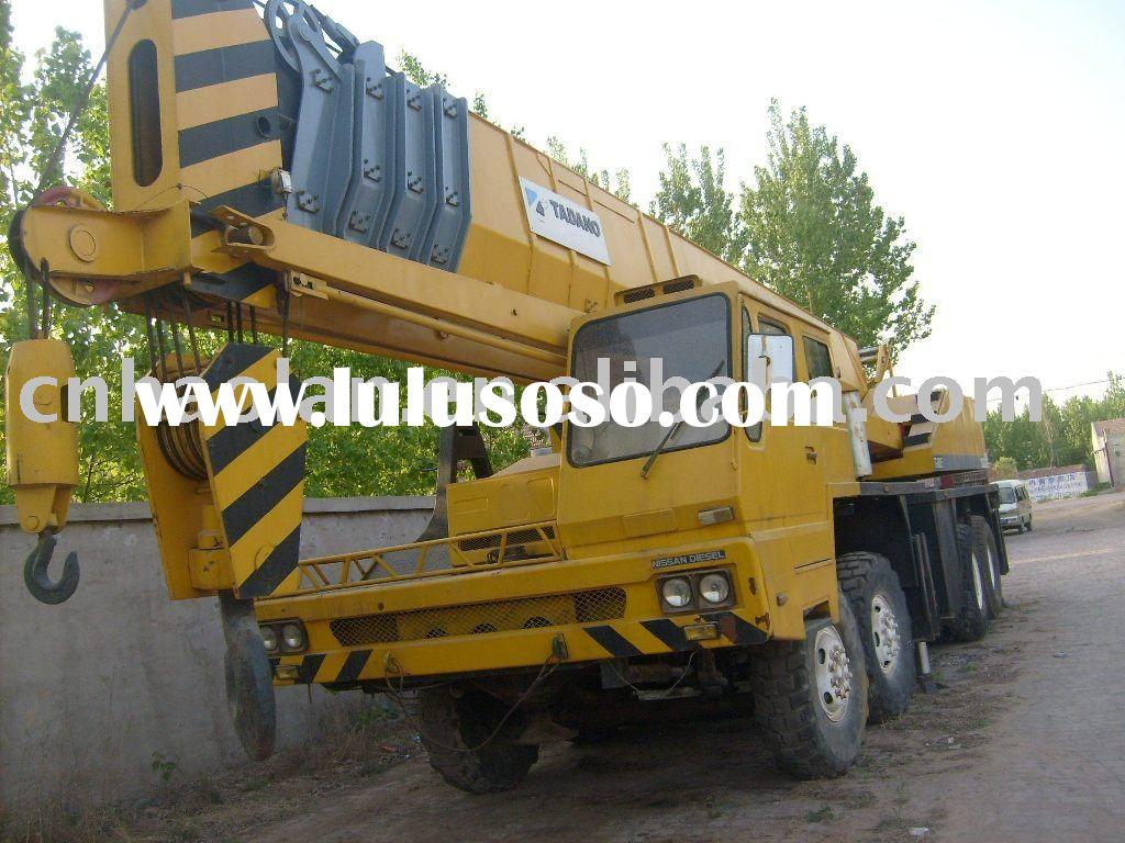 used TG800E heavy equipment