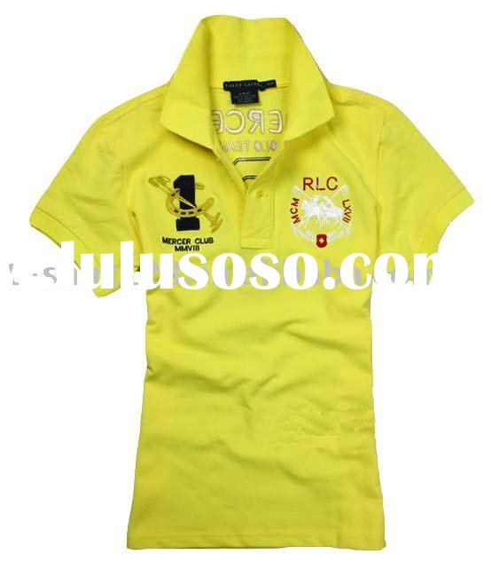 Wholesale a f polo men 39 s designer t shirts for sale for Cheap branded polo shirts