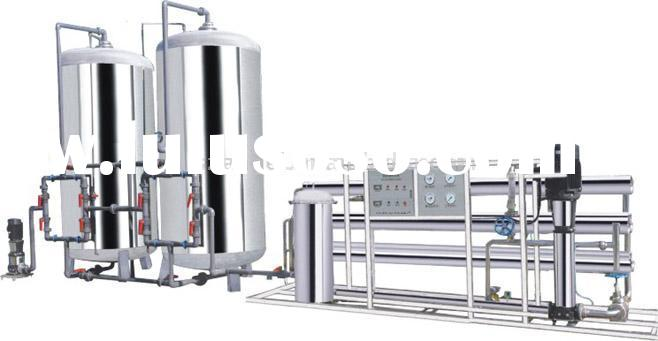 10000L/h Reverse Osmosis Drinking Water Treatment Plant