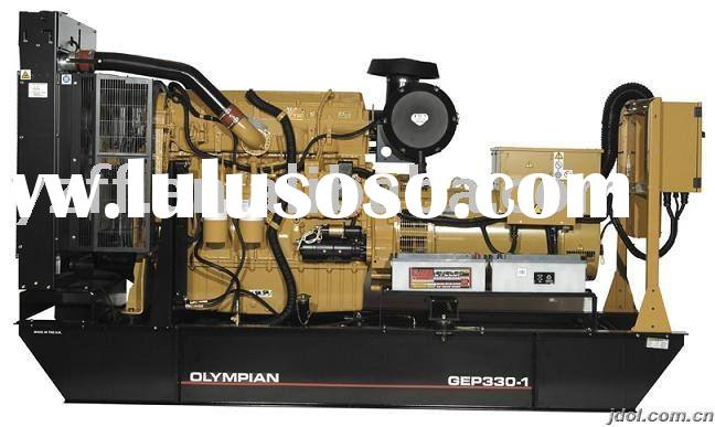100kva caterpillar generator sets(50HZ canopy type)
