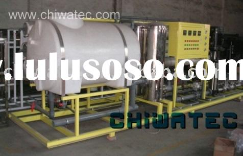 15 Ton industrial reverse osmosis water treatment equipment