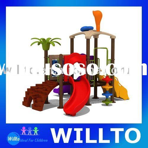 2011 Kindergarten Outdoor Play Equipment WT-Y026