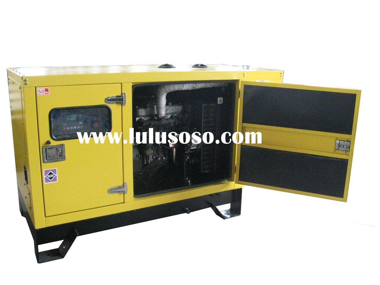 20-1000kw Cummins power diesel generator set