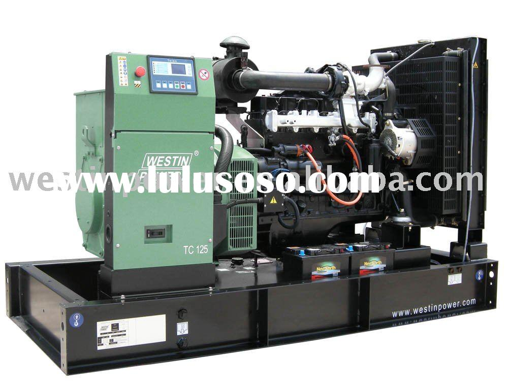 275KVA Cummins ATS Diesel Generator sets (OEM Service Offered)