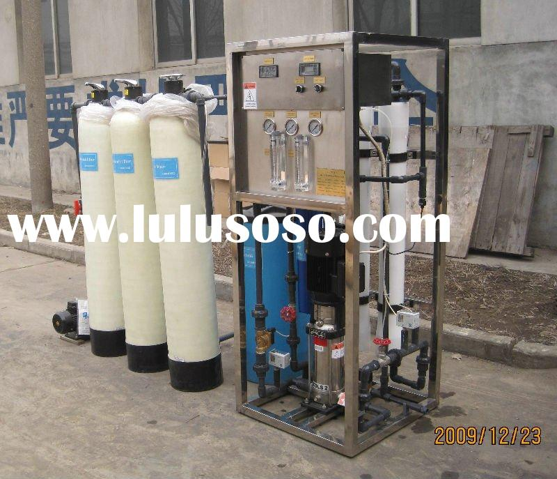 3000GPD reverse osmosis water treatment equipment with pre-treatment